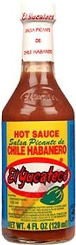 El Yucateco Habanera Roja Hot Sauce