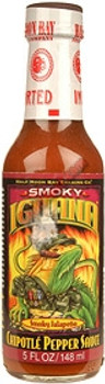 Iguana Chipotle Hot Sauce