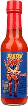 Fiery Fart Hot Sauce