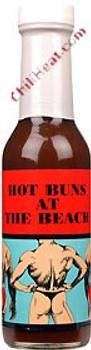 Hot Buns at the Beach Hot Sauce