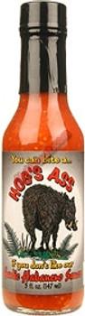 Hog's Ass Garlic Habanero Hot Sauce