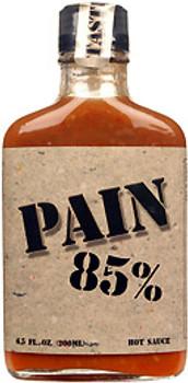 Pain 85% Hot sauce