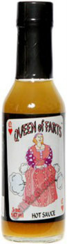 Queen of Farts Hot Sauce