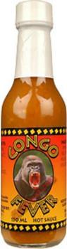 Congo Fever Hot Sauce