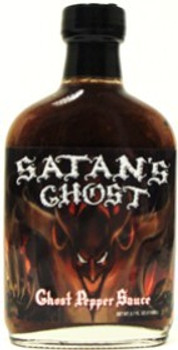 Satans Ghost Hot Sauce, Heat 11