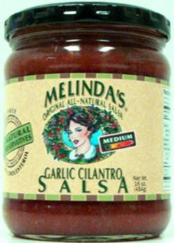 Melindas Garlic & Cilantro Salsa