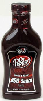 Dr. Pepper Sweet and Kickin BBQ Sauce