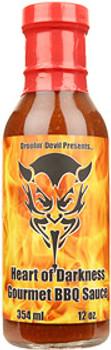 Droolin' Devil Heart of Darkness BBQ Sauce