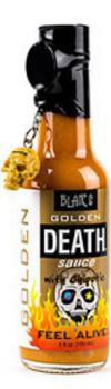 Blair's Golden Death Hot Sauce