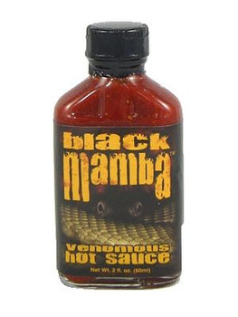 Black Mamba Venemous Hot Sauce