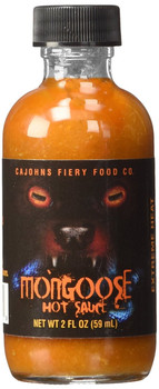 Mongoose Extreme Hot Sauce