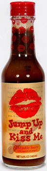 Dave's Gourmet Jump Up & Kiss Me Chipotle Hot Sauce - NLA