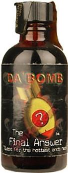 Da Bomb Final Answer Hot Sace 2oz