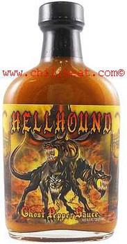 HellHound Hot Sauce