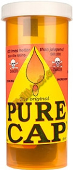 Pure Cap Hot Sauce Extract