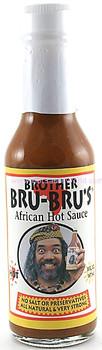 Brother Bru Bru's Hot Hot Sauce
