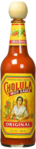 Cholula Hot Sauce - The Original! 12oz