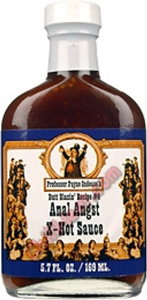 Anal Angst Hot Sauce