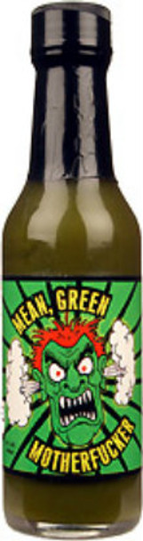 Mean Green Mother Fu**er Hot Sauce