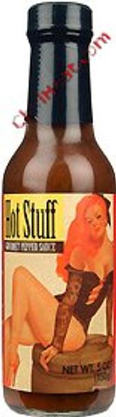 Hot Stuff Hot Sauce - NLA