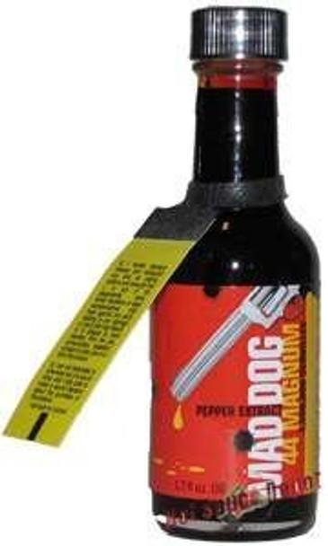 Mad Dog 44 Magnum Hot Sauce
