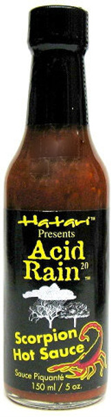 Acid Rain Scorpion Pepper Hot Sauce