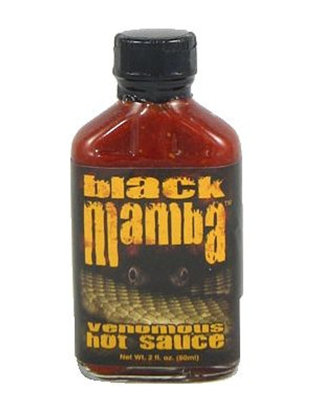 Black Mamba Venemous Hot Sauce
