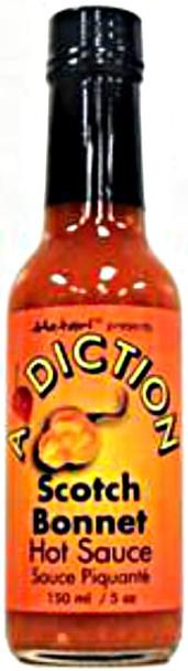 Hatari Addiction Scotch Bonnet Pepper Hot Sauce