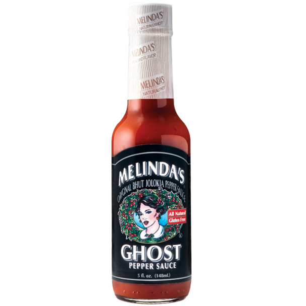 Melindas Ghost Pepper Hot Sauce