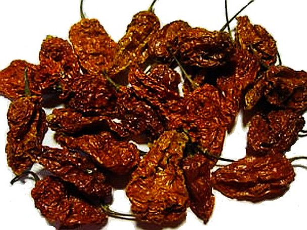 BULK Ghost Pepper Dried Chili Pods