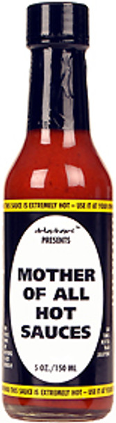 Mother Of All Hot Sauces