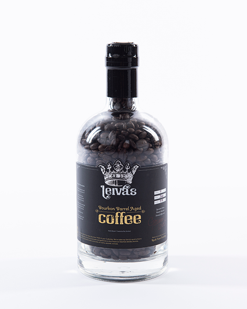 Whiskey-aged Coffee