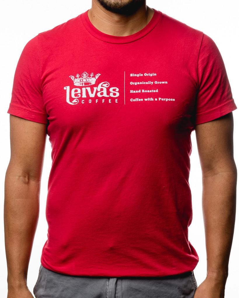 Leiva's T-shirt (Circular)