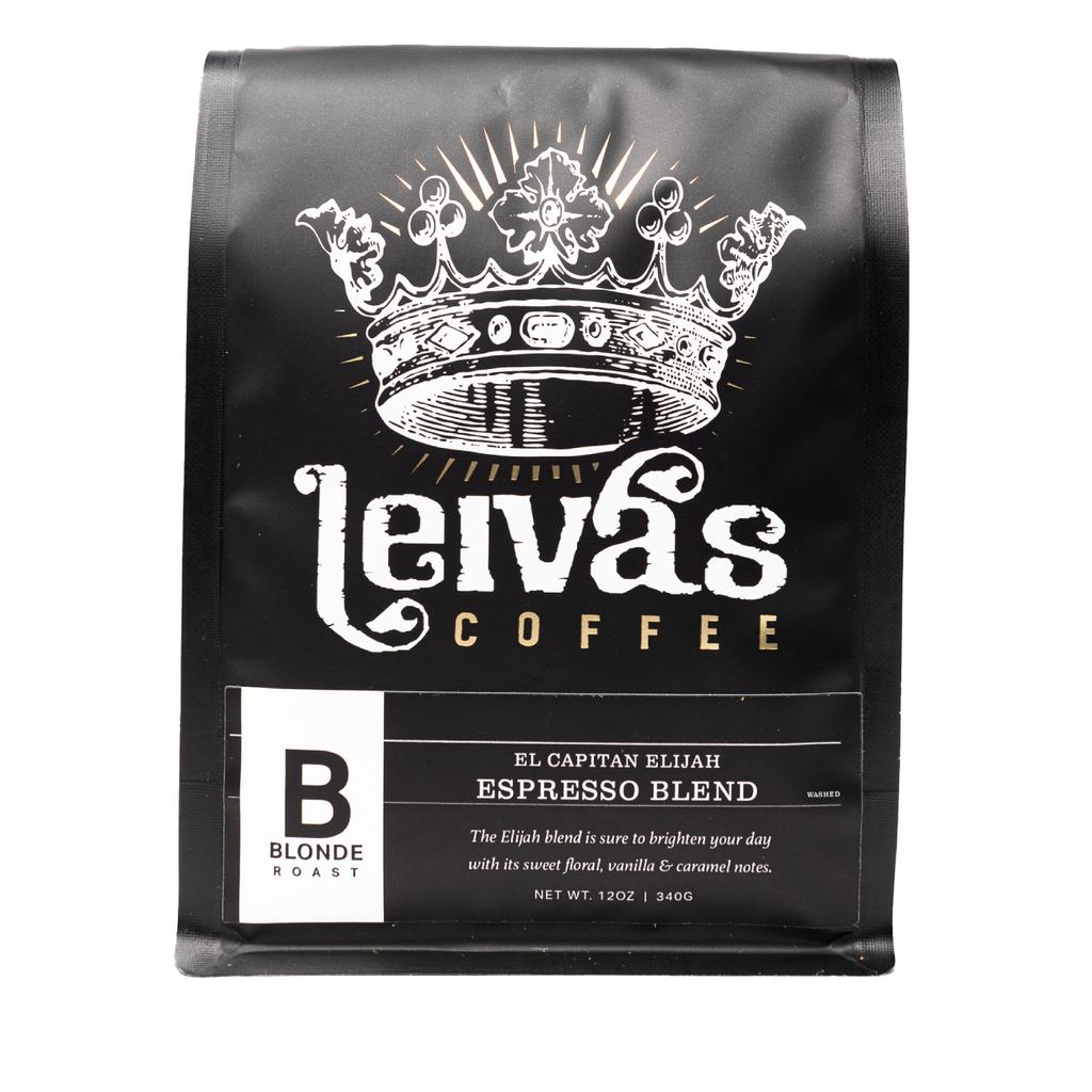 Espresso Blend     El Capitan Elijah