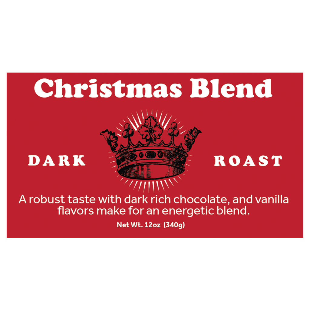 Christmas Blend || Dark Roast