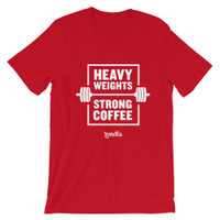 Heavy Weights-Strong Coffee