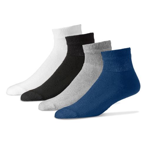 Assorted Blemished Quarter Socks