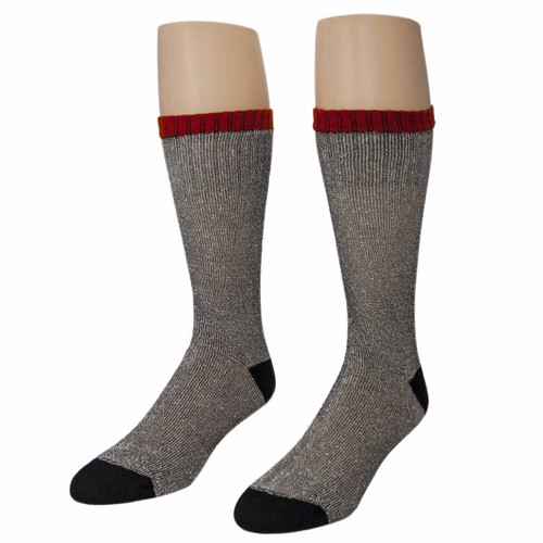 Ruggeds Cotton Blend Boot Socks
