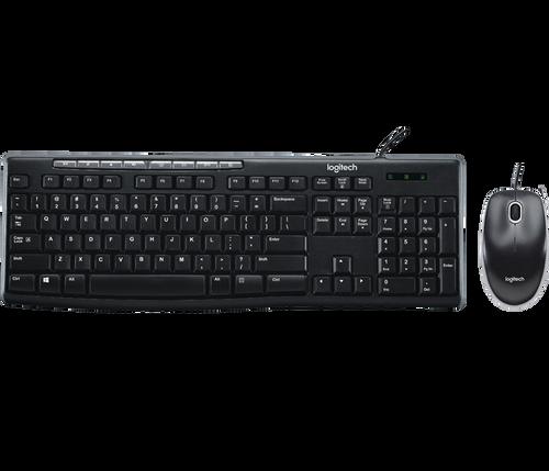 Logitech Mk200 Keyboard Mouse