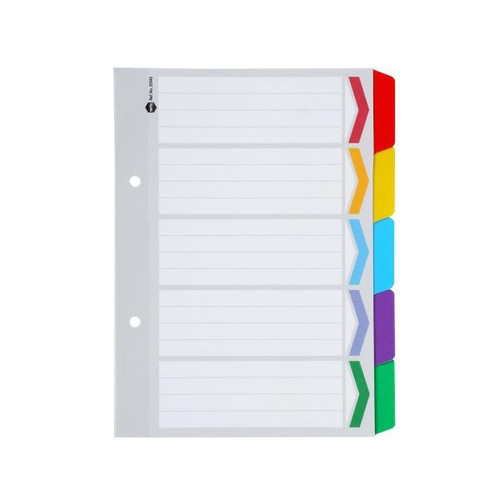 A5 Dividers