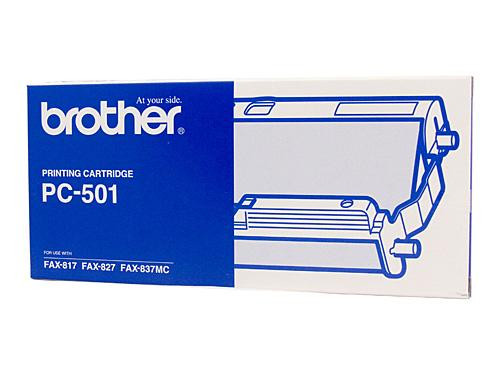 Brother PC-501 Fax Printing Cartridge