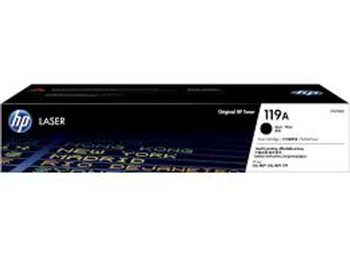 HP #119A Black Toner W2090A - 1,000 pages