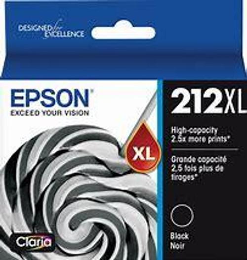 Epson 212 HY Black Ink Cartridge