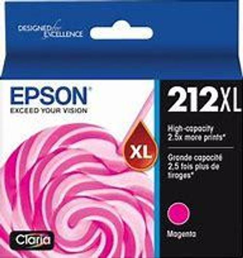 Epson 212 HY Magenta Ink Cartridge
