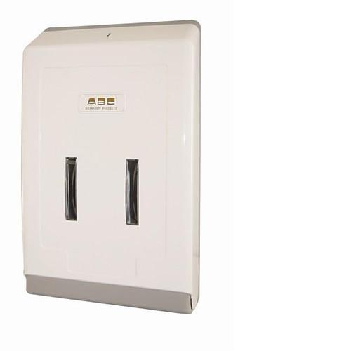 ABC Dispenser to suit Slimline  Interleaved Hand Towel