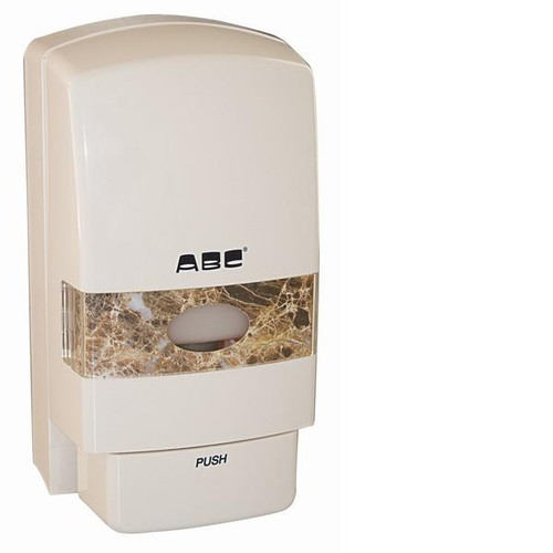 ABC Dispenser refillable & for any liquid soap