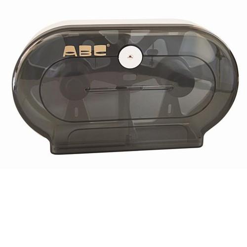 ABC Dispenser to suit Jumbo Toilet Paper. Holds 2 Rolls.
