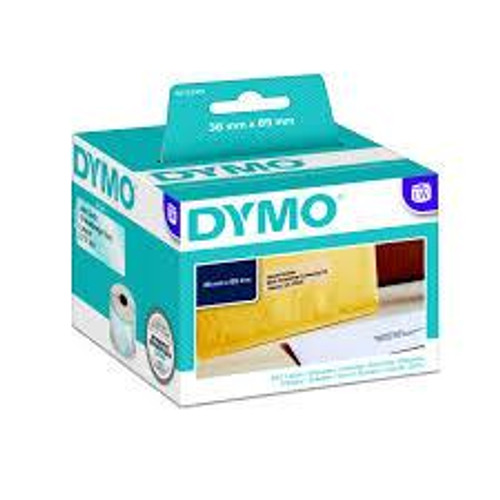 Dymo S0722410 Clear Label