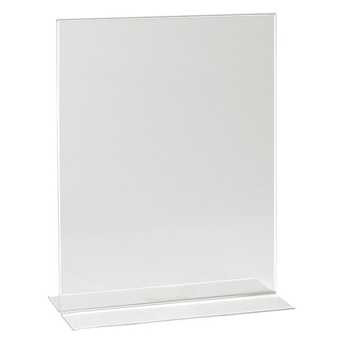 DOUBLE SIDED  SIGN HOLDER A3 PORTRAIT