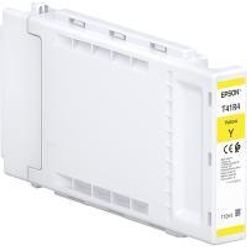 Epson 110ml UltraChrome Yellow  T41V400
